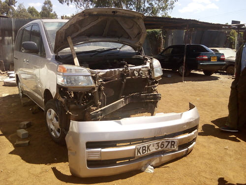 God moves the hearts of his people for Kenya's Foxfires