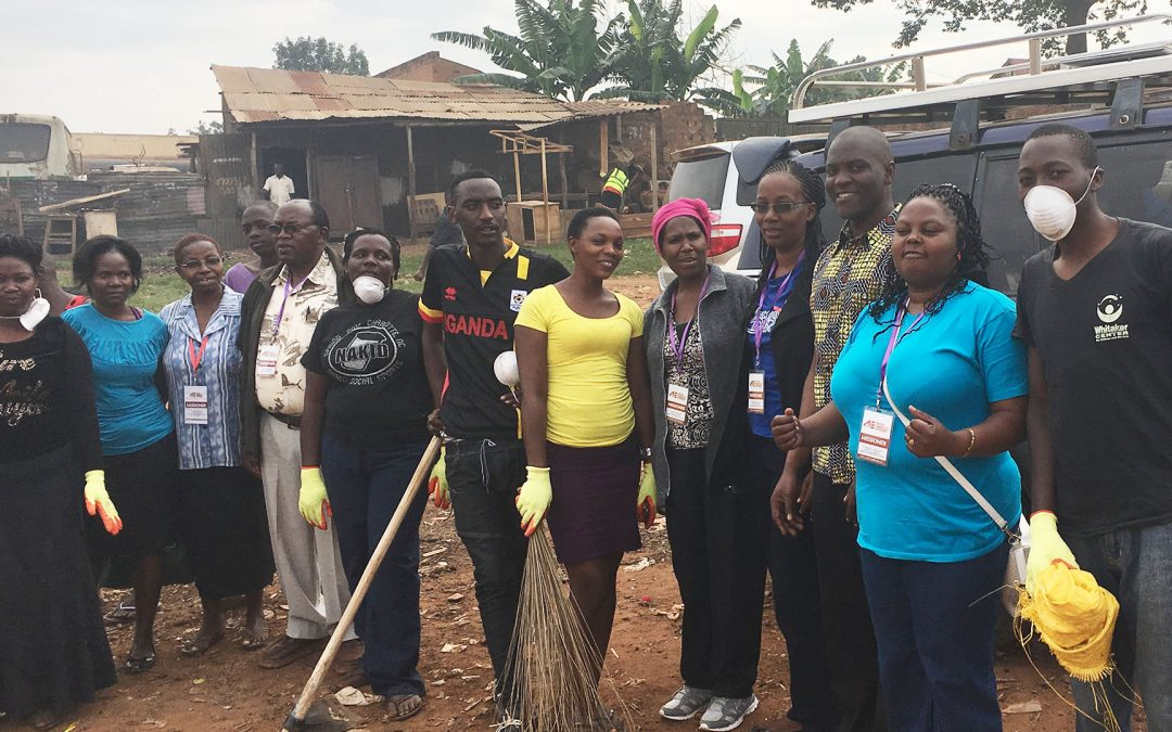 Salvation in the slums of Kampala